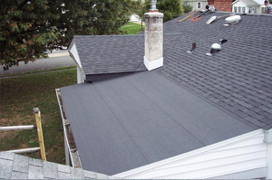 Modified Bitumen Roofing Roofing Contractor In Winter
