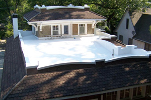 Single Ply Roofs Orlando Roofing Contractor In Winter